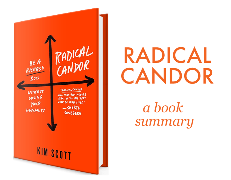 Feature image for Book Summary: Radical Candor